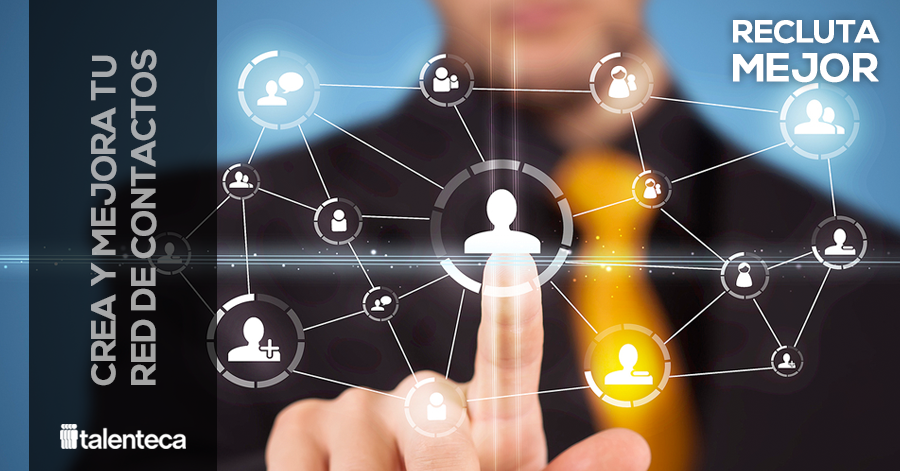 Crea y mejora tu red de contactos-Networking