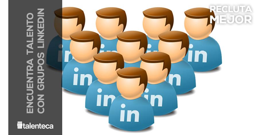 grupos de linkedin para reclutamiento y seleccion